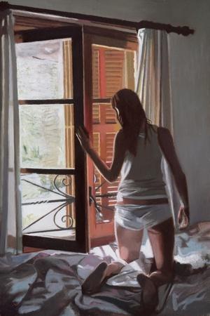 Early Morning: Villa, Mallorca, 2006