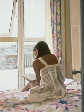 Sunday Morning - Newlyn, 1998