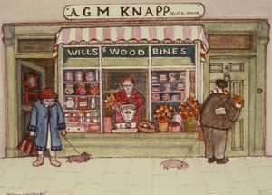A.G.M. Knapp by Gillian Lawson