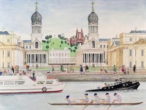 Greenwich by Gillian Lawson