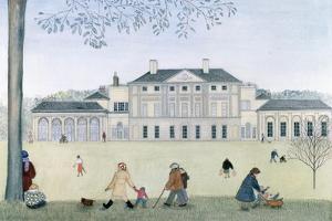 Kenwood House by Gillian Lawson