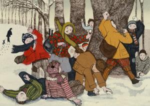 Snowballing by Gillian Lawson