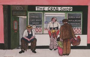 The Crab Shop by Gillian Lawson