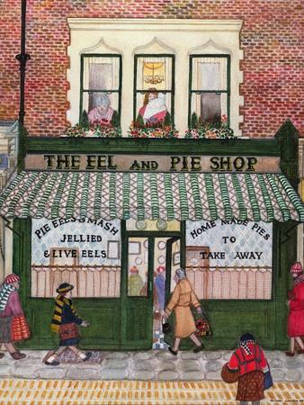 The Eel and Pie Shop