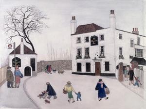 The Spaniards Inn by Gillian Lawson