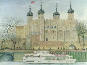 The Tower of London by Gillian Lawson