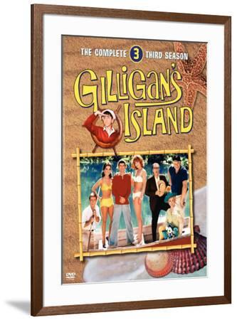 Gilligan's Island--Framed Poster