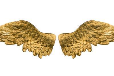 Raster Version of Golden Wings by Gilmanshin
