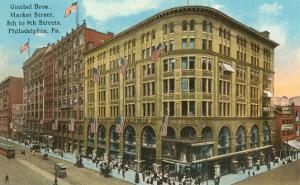 Gimbel Brothers Department Store, Philadelphia, Pennsylvania