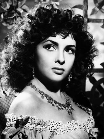 Gina Lollobrigida I PAGLIACCI / PAILLASSE, 1948 directed by MARIO COSTA (b/w photo)