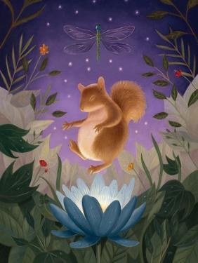 Ascension in Twilight by Gina Matarazzo
