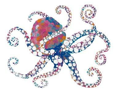 Dotted Octopus I