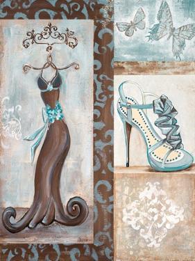 Dress Shop I by Gina Ritter