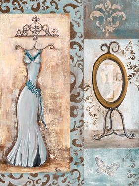 Dress Shop II by Gina Ritter