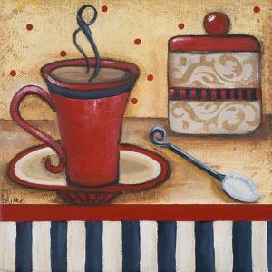 Granny's Kitchen I by Gina Ritter