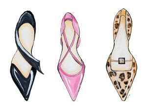 If The Shoe Fits II by Gina Ritter