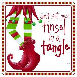 Tinsel In A Tangle by Gina Ritter