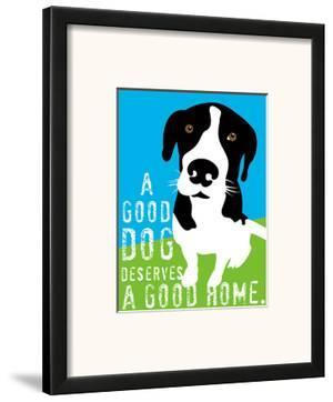 A Good Dog by Ginger Oliphant