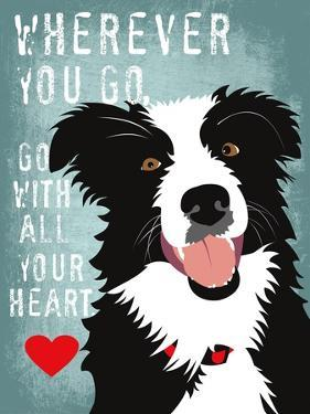 Go with All Your Heart by Ginger Oliphant