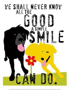 The Good a Simple Smile Can Do by Ginger Oliphant