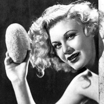 Ginger Rogers, American Actress, 1934-1935