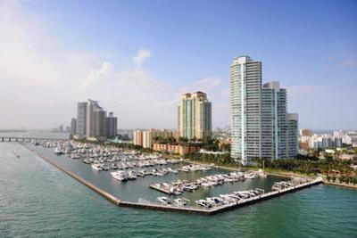 Luxury Apartments in Port of Miami by Gino Santa Maria