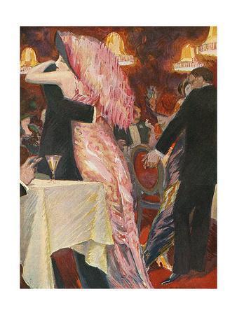 A Tango Tea Dance in Paris