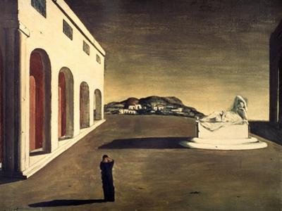 Chirico: Melancolie, 1913 by Giorgio De Chirico