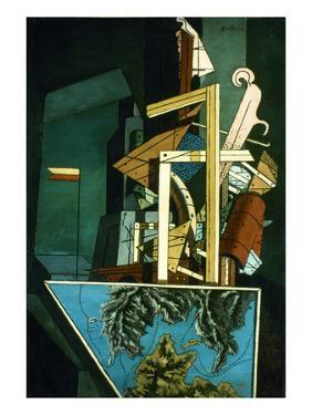 Chirico: Melancolie. by Giorgio De Chirico
