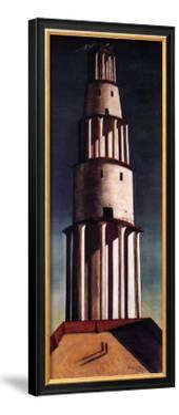 La Grande Torre, 1913 by Giorgio De Chirico