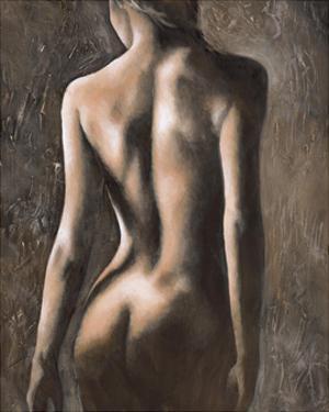 Nude I by Giorgio Mariani