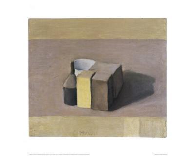 Composition 1956 by Giorgio Morandi