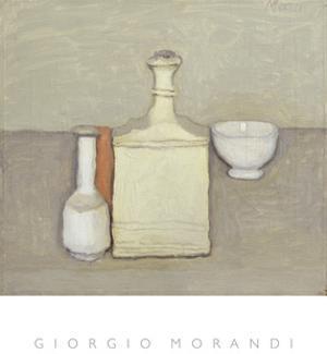 Still Life, 1957 by Giorgio Morandi