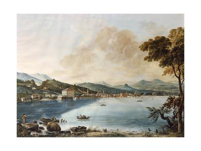 A View of Como from the Lake