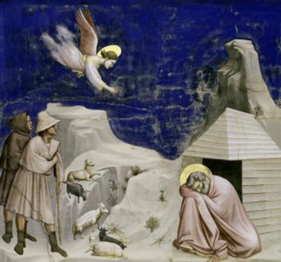 Joseph's Dream by Giotto di Bondone