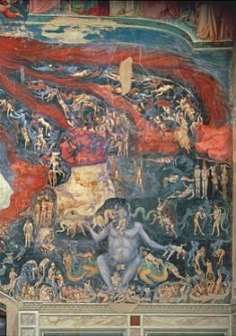 The Last Judgement, Detail of Hell, 1303-05 by Giotto di Bondone