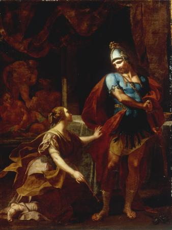 Ulysses and Circe