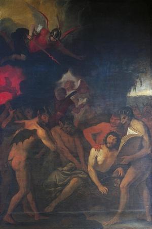 Death of Sinner, 1625-1630