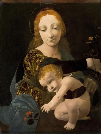 The Virgin and Child, 1480