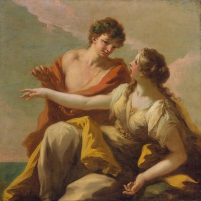 Bacchus and Ariadne, c.1720 by Giovanni Antonio Pellegrini