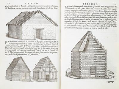 Illustration of House Types