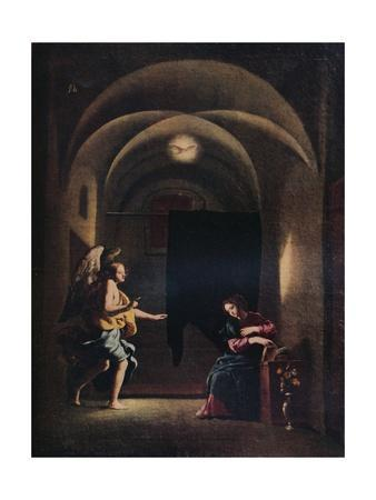 'The Annunciation', c1625-1630 (1931)