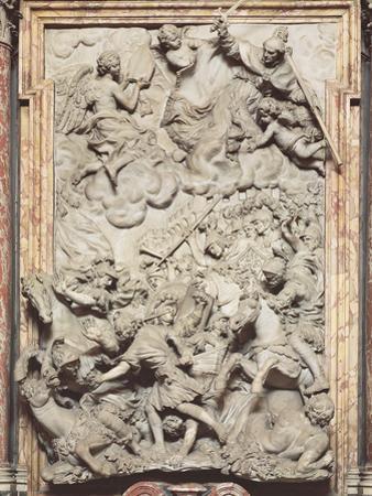The Battle of Anghiari, 1685-87