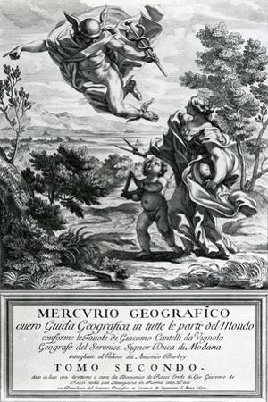 Mercury Leading Geography, 1692