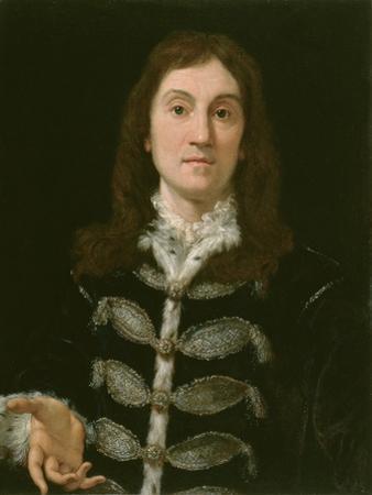 Portrait of a Man, 1700