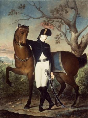 Portrait of Count Girolamo Fenaroli