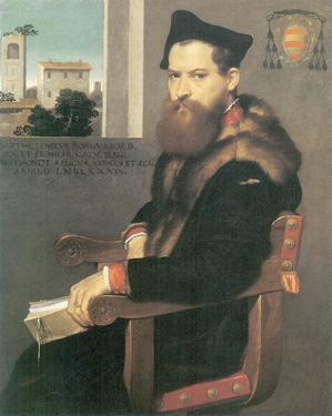 Bartolommeo Bonghi by Giovanni Battista Moroni