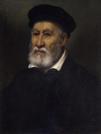 Portrait of Giovan Pietro Maffeis