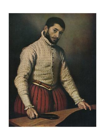 The Tailor (Il Tagliapanni), c1565, (1911)