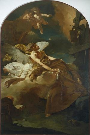 The Ecstasy of St Francis